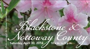 Historic Garden Week April 30th