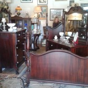 1910 Mahogany Bedroom Suite